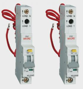 China 10KA Residual Current Circuit Breaker With Over Current Protection For House on sale