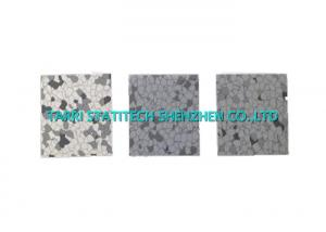 China Switchroom Static Dissipative Tile Anti Static ESD PVC Floor Tiles 3mm 4mm on sale