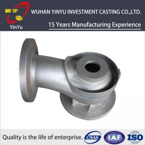 China ASTM A351 CF8 CF8M CF3M Stainless Steel Investment Casting Parts For Aerospace on sale