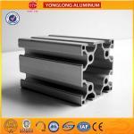 China Durable T5 Temper Aluminium Industrial Profile 40 x 80 / 80 x 80 wholesale