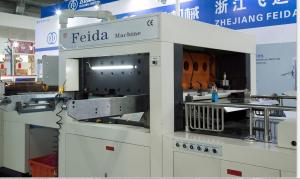 Quality Roll Paper Die Cutting Machine , Automatic Die Cutter For Disposable Paper Cups for sale