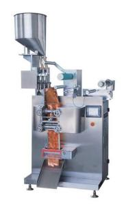China Granule Medicine Vertical Packing Machine Ss 304 Material Compact Structure on sale