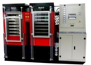 China PETG plastic materials contact card punching machine / puncher Energy Saving 2500 KGS on sale