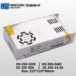 IP20 Indoor 350W LED Module Power Supply 29.1A Waterproof 12V Transformer