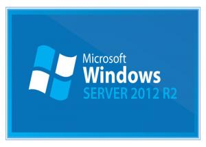 Quality OEM English Windows Server 2012 R2 Versions DVD OEM PACK 5 CALS for sale