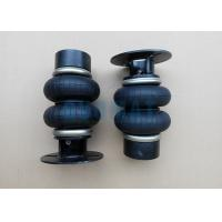 China Modified Car Airbags / Industrial Air Spring FD40-10 G1/8 Air Inlet With Mounting Bracket Plate on sale