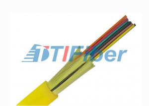 China 96 Core Distribution Fiber Optic Cables for Indoor Fiber Patch Cord on sale