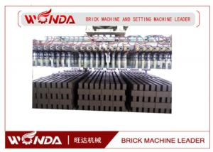 China Coal Ash Caly Building Brick Setting Machine Phnematic In Block Machinery Plant on sale