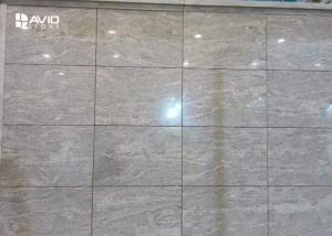 China Durable Natural Flamed Granite Tiles For Wall Panels / Flooring High Hardness on sale