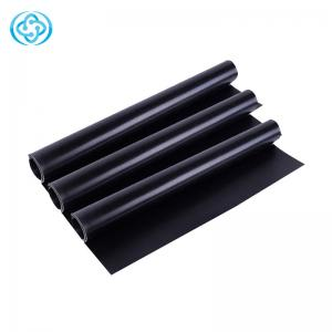 China Excellent ageing resistant industrial black color EPDM rubber sheet on sale