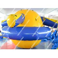 Customized inflatable Saturn / Gyro Inflatable Water Toys For adults