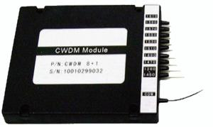 Quality Multiplexação de divisão de comprimento de onda grosseira de CWDM for sale