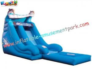 China Child, Toddler Outside Toys Outdoor Inflatable Water Slides for home, commercial use on sale