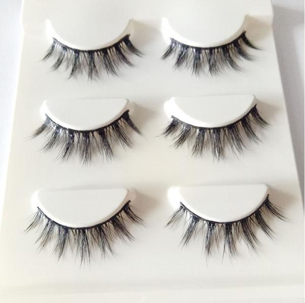 41cbb7e0658 Wholesale false eyelashes private label mink eyelashes 3D mink eyelashes  Images
