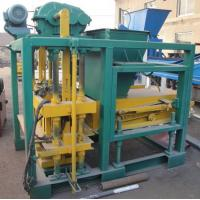 Government Approved Concrete Block Molding Machine For Production Line