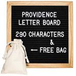 12x18`` letterfolk Early education letterboard With plastic letters