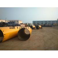 Double Wall Casings – Screw type, Diameter 1000/920 mm, Length: 2 m for deep foundation piling work