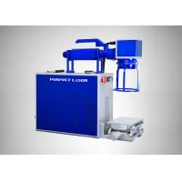 China 0 - 5000mm/S Handheld Laser Engraving Machine , 220V Metal / Plastic Marking Machine on sale
