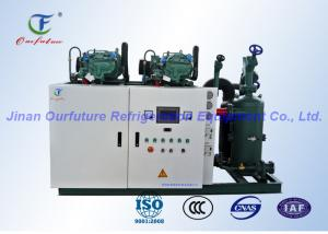 China Apple Cold Room Air Cooled Screw Chiller Bitzer High Temperature on sale