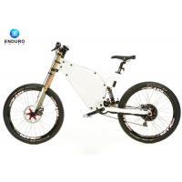 China Shimano 7 Speed Adrenaline Enduro E Bike 5000w With Lifepo4 Battery 80-100km/h on sale