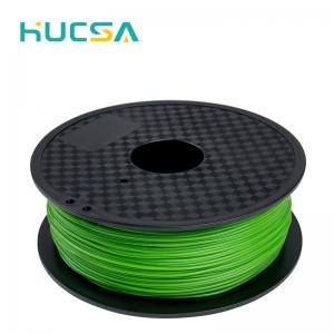 China Guangzhou Manufacturer 1.75mm 1kg plastic spool 3d printing filament pla on sale
