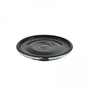 China Ultra Thin Mylar Raw Audio Speakers 36mm 8Ω 1W For Telephone Handset on sale