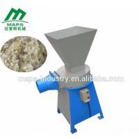 Customized Fabric Sponge Cutting Machine / Foam Shredder Machine 7.5 KW Power