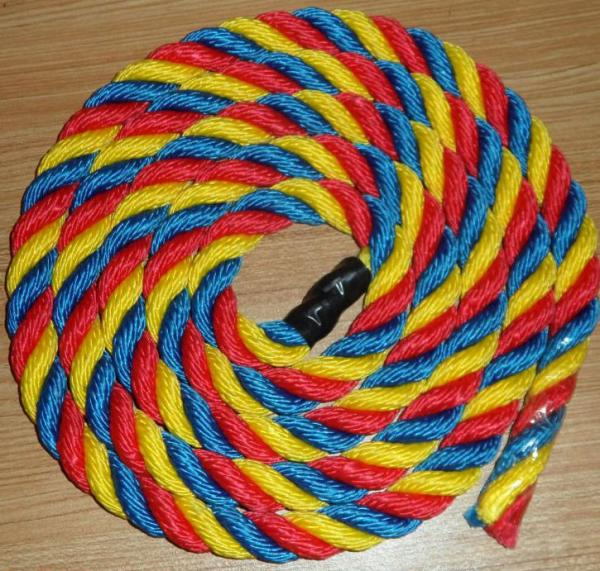 Playground Color Climbing Net Making Polypropylene Rope-12mm Rope