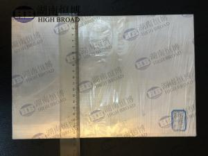 China WE43 T5 AZ31B H24 Magnesium engraving plate for lable / PVC / Shoes mould on sale