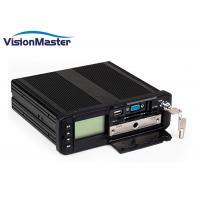 Manual FHD 1080P Mobile DVR , PAL / NTSC Signal Format Vehicle Dvr Recorder
