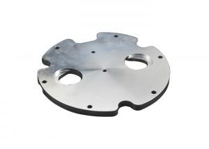 China Customized CNC Machining Parts AL6061 T6 Material With Precision Holes on sale