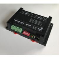 China RS232 RS485 Ethernet Modbus RTU IO Module Slave Multiple Channel DI AI DO PT100 on sale