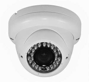 China Outdoor Sony CCD CCTV IR Dome Camera Infrared Vandalproof on sale