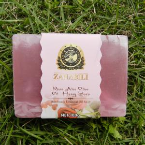 China Rose Handmade Face Soap (ZZL06) on sale