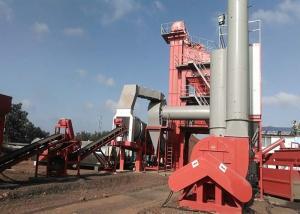 China 120t/H  Asphalt Drum Mix Plant Bitumen Asphalt Mixing Batching Plant on sale