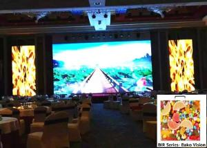 China Fanless Indoor Rental LED Display 3.91mm Pixel Pitch Full Color Rental Light Weight on sale