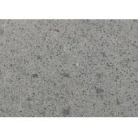 China Hotel Kitchen Artificial Quartz Countertop Slabs Elegant And Easy Clean on sale