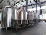 Hot-sale beer brewery equipment for sale. beer brewing machine.