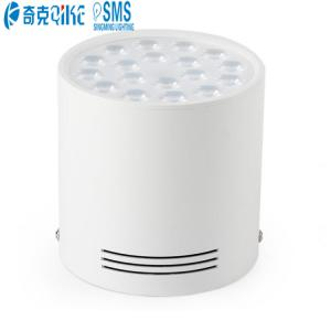 China 18W High Power Round led surface mounted downlight Ceiling Light Fixture Indoor Lamp Downlight on sale