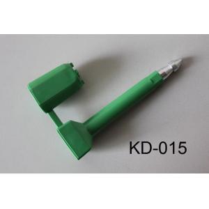 China Phoques de la haute sécurité KD-015 (phoques de boulon de conteneur, phoque de ContainerSecurity, phoque de camion) on sale