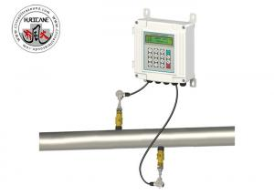 China Insertion Doppler Ultrasonic Flow Meter For Sewage Liquid with Modbus RS485 on sale