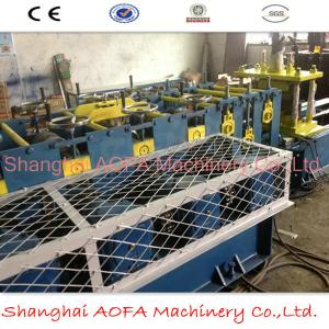 China Metal furring channel making machine stud and track roll forming machine on sale