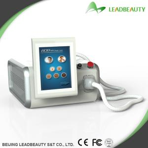 China Self-manufacture 808nm diode hair remove machine on sale