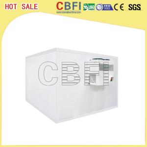 China Easy Installation Cold Storage Units With Air Cooling Condenser 50mm - 200mm Thickness on sale