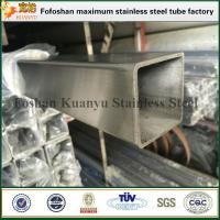 square stainless steel pipe stainless steel handrail for stair