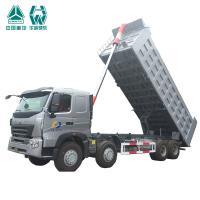 9L Displacement Huge Dump Truck , High Rigidity Off Road Dump Truck