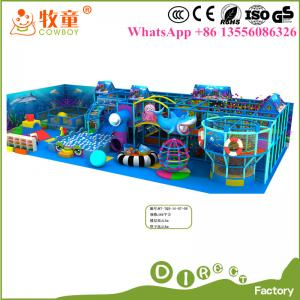 China High quality child commercial indoor kids playground for Europe market on sale