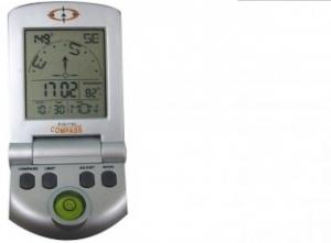 China Digital compass (in car outdoor) SP-2113 with digital clock, Indoor digital thermometers on sale