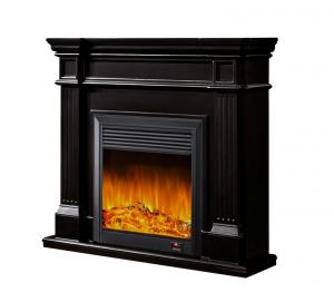 Manual Remote Control Fireplace Electric Heaters Morden Electric