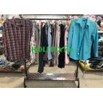Comfortable Mens Used Clothing Japanese Style Second Hand Mens Long Sleeve Shirts